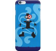 DEK Rollerblader iPhone Case/Skin