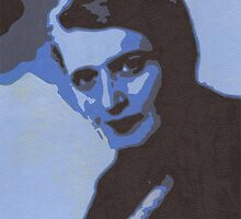 Ayn Rand by Ant-Acid