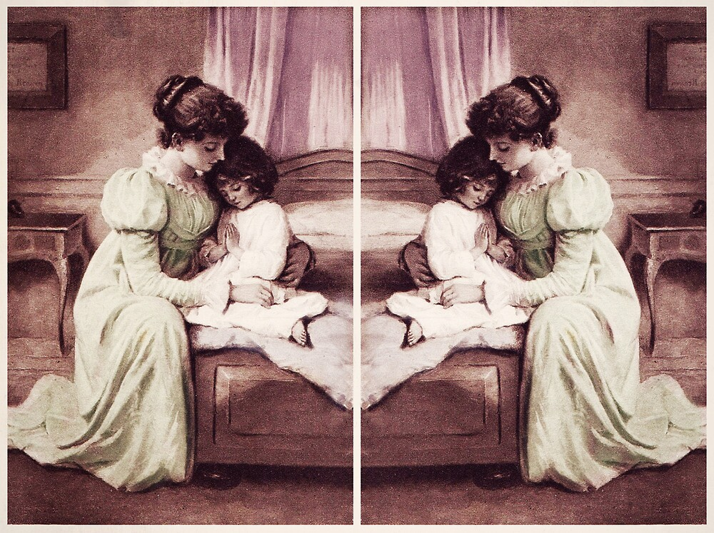 A Mothers Love by Carol Knudsen