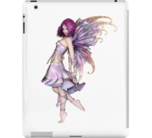 Pretty Purple Fairy iPad Case/Skin