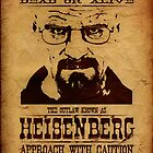 Wanted Heisenberg by NicoWriter