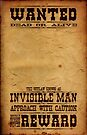 Wanted Invisible Man by NicoWriter