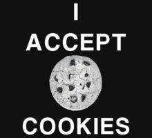 I accept cookies One Piece - Short Sleeve