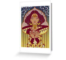 Gulab Jam Greeting Card