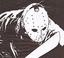 Jason Voorhees by Ant-Acid