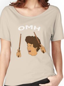 OMH Women's Relaxed Fit T-Shirt
