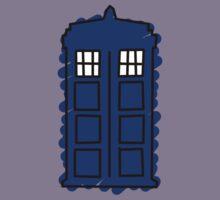 TARDIS Kids Clothes