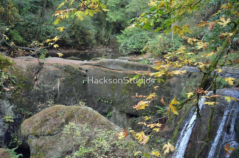 Rock Wall by HacksonStudios