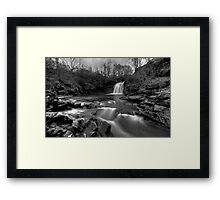 The Falls of Falloch Framed Print