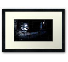 Electron Slave Framed Print