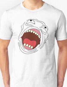 Finn scream Unisex T-Shirt