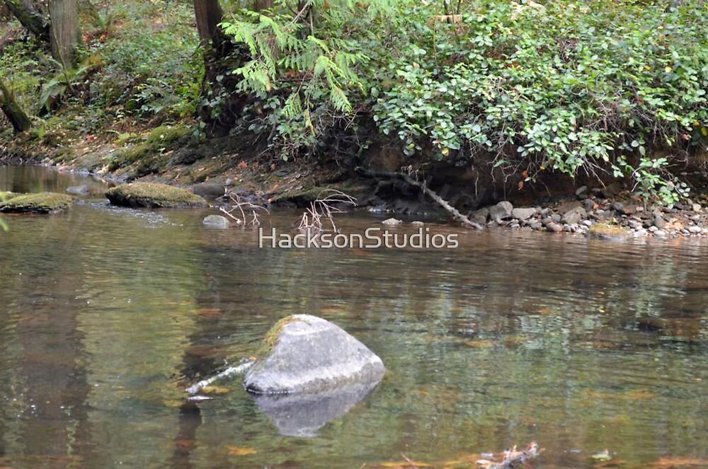 Lonesome Rock by HacksonStudios