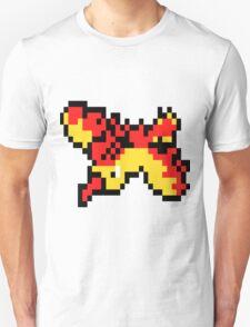 8 Bit Moltres T-Shirt