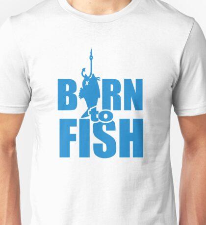Born to Fish VRS2 T-Shirt