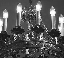 Antique Crown Of Lights  by heatherfriedman