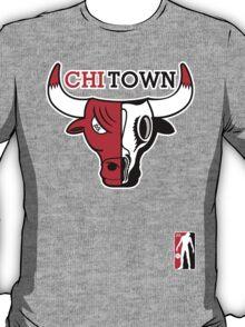 Chi-Town Bulls on Parade T-Shirt