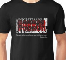 What is HORROR Unisex T-Shirt