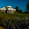 Monticello in the Fall by Mary Campbell