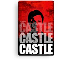 Castle Castle Castle Canvas Print