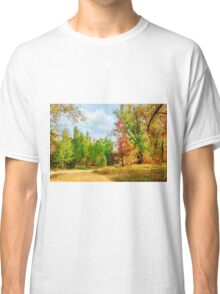 Magic fall Classic T-Shirt