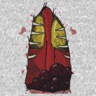 Headcrab Zombie by Micah Anderson
