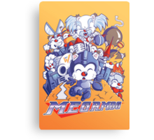 MegaMog Canvas Print