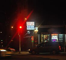 Late night pick up or delivery  by Jeff Stroud