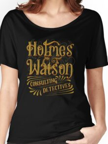 Holmes & Watson Women's Relaxed Fit T-Shirt