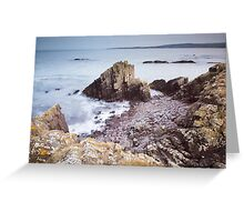 St Baldred Greeting Card