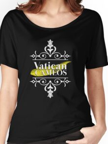 Vatican Cameos!  Women's Relaxed Fit T-Shirt