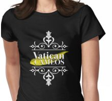Vatican Cameos!  Womens Fitted T-Shirt