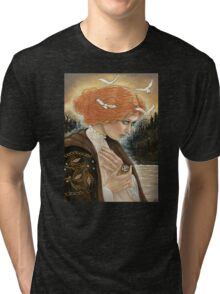 The Witching Doll Tri-blend T-Shirt
