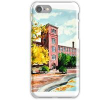 Dover, NH Mill iPhone Case/Skin