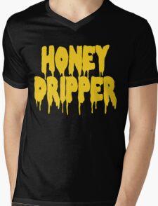 Honey Dripper Mens V-Neck T-Shirt