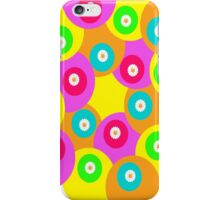 Flowers & Dots iPhone Case/Skin