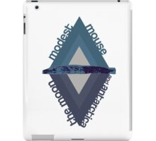 The Moon and Antarctica  iPad Case/Skin