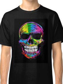 Skull colors 2 Classic T-Shirt