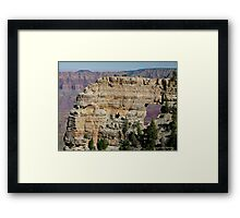 Angel's Window - Cape Royal - North Rim Grand Canyon Framed Print