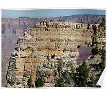 Angel's Window - Cape Royal - North Rim Grand Canyon Poster