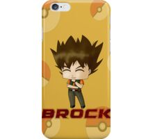 Chibi Brock iPhone Case/Skin