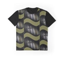diagonally stuck lens cap Graphic T-Shirt