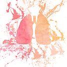 Paint Splattered Lungs by spellbending