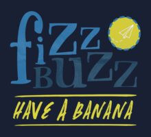 Fizz Buzz! Kids Tee