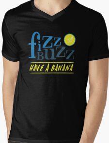 Fizz Buzz! Mens V-Neck T-Shirt