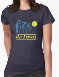 Fizz Buzz! Womens Fitted T-Shirt