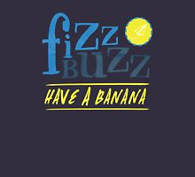 Fizz Buzz! Womens Fitted T-Shirt