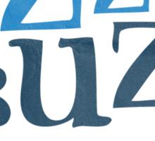 Fizz Buzz! Sticker