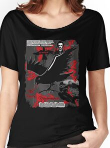 The Following: Quotes of a Killer Women's Relaxed Fit T-Shirt