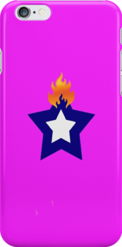 pink star athlete by jmkay9876