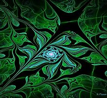 Lily Pad by Kim Pease